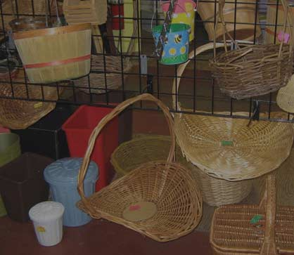 Baskets - More Than a Thrift Store