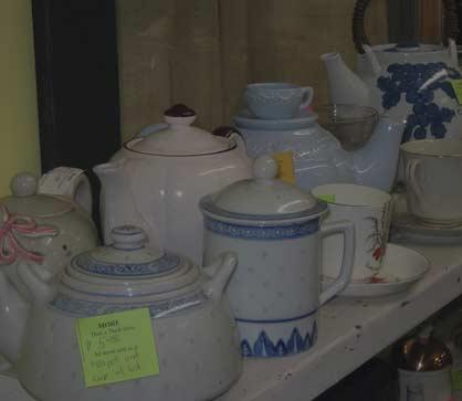 Ceramics - More Than a Thrift Store