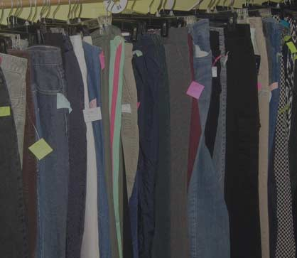 clothing - More Than a Thrift Store